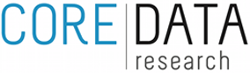Core Data Research logo.